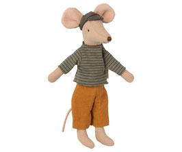 Große Bruder Maus Maileg