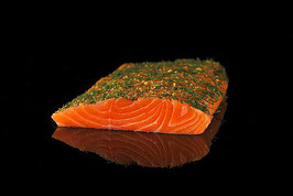Graved Lachs