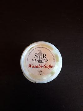 Wasabi - Créme - Fraîche 120 ml