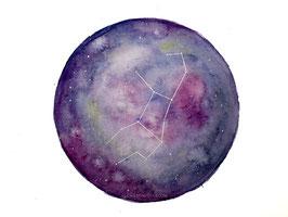 Virgo Galaxie