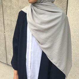 Hijab crepe maxi