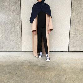Kimono hivernal beige