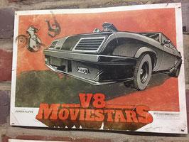 V8 Moviestars Lobby Cards