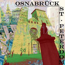 Osnabrück Dom | Aludibond