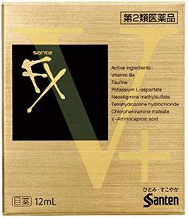 サンテFXVプラス 12mL【第2類医薬品】