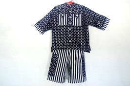 Handcrafted  - Sailor SUIT  for Boys 3 (three) YEARS