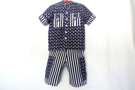 Handcrafted - Sailor SUIT for Boys 2 (two) YEARS
