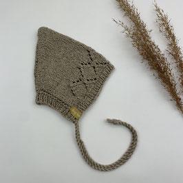 Pixiemütze Zickzack Stone