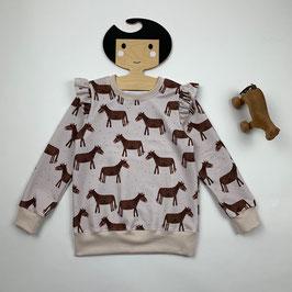 Sweater mit Flügelärmchen