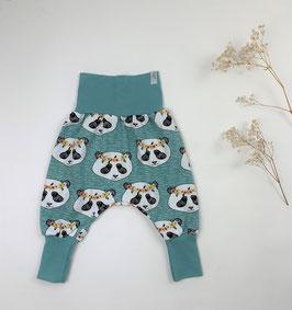 Pumphose Panda Aqua
