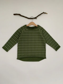 Raglan Sweater Oversize