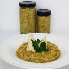 Linsenragout vegetarisch