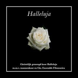 CD Halleluja (jubileumconcert)