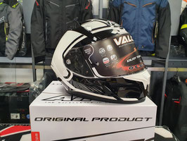 AIROH Casco Integrale Valor - Marshall - White