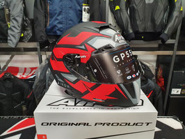 AIROH Casco Integrale GP550S - Wander - Red