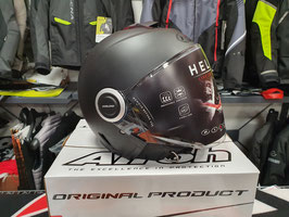 AIROH Casco Jet Helios - Color - Black Matt