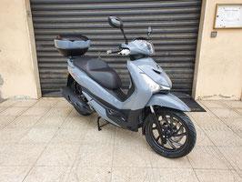 SYM HD 300 ABS E5 Grigio Nuvola - 2021 -
