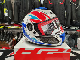 GIVI Casco Modulare X.21 - Shiver - White Red -