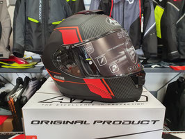 AIROH Casco Integrale ST501 - ALPHA - Red Matt