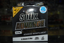 Sufix advance H-PE 300 metros