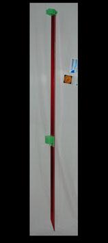 Picas Kali kunnan metareg 150cms azul/roja
