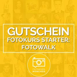 Gutschein Fotowalk
