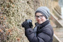 Der Fotografie Einsteiger Kurs für junge Fotografen  ab 14 Jahre