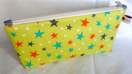 Stiftetasche Sterne