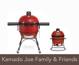 Kamado Joe Family & Friends