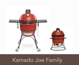 Kamado Joe Family