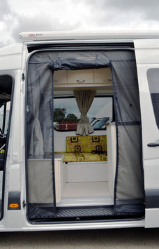 Insect screens for vans