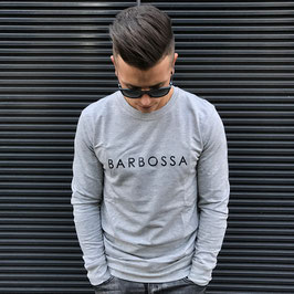 BB CREWNECK GREY