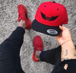 BB SNAPBACK RED