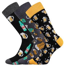 VOXX Bier Socken in 3er Geschenkbox ab 4.12 wieder lieferbar