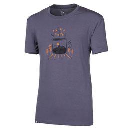 PROGRESS Herren Outdoor T-Shirt Pionier für Herren mit 95% Bambusfasern