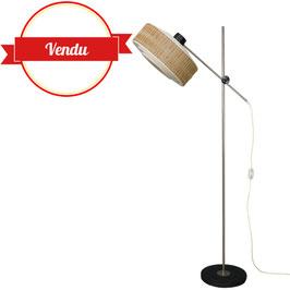 lampadaire liseuse vintage design années 50