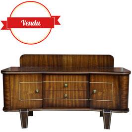 meuble bas enfilade vintage 1950 60 majdeltier boutique en ligne. Black Bedroom Furniture Sets. Home Design Ideas