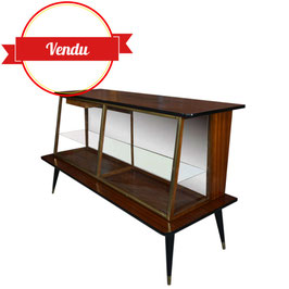 Ancien meuble de métier / Comptoir / Vitrine