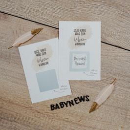 Rubbelkarte | Uroma | Postkarte A6