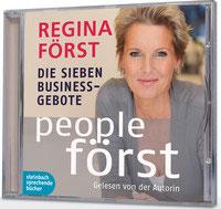 Hörbuch: people först – Die sieben Business-Gebote – Das Hörbuch