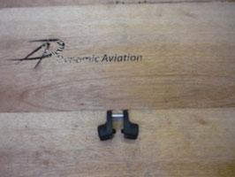 Piper - sunvisor retainer