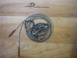 Piper - FWD aileron cable