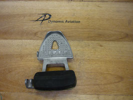 Piper - Rudder padel Assemblie R/H