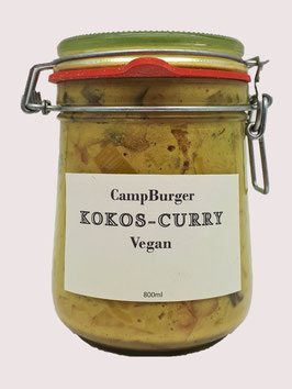 Kokoscurry Vegan