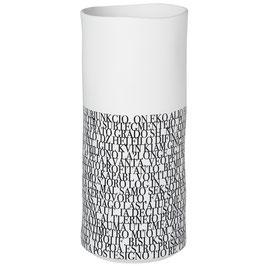 Nigra Blanka Vase