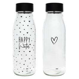 Karaffe Glas