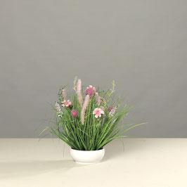 Wiesenblumen inkl Schale