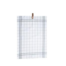 Handtuch Forä schwarz/weiß