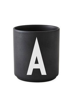 Design Letters Cup Black