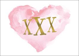 Postkarte XXX